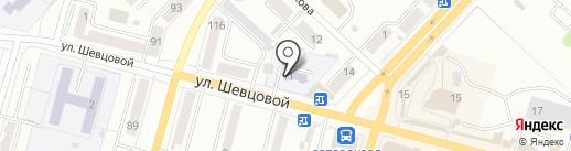 Детский сад №24 на карте Ленинска-Кузнецкого