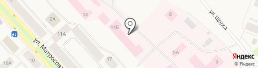 Женская консультация на карте Дудинки