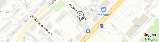 Exist.ru на карте Ленинска-Кузнецкого