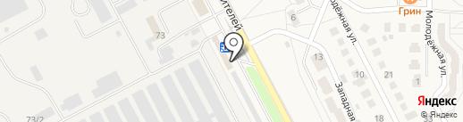 Магазин товаров для дома на карте Кемерово