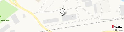 Норильско-Таймырская энергетическая компания на карте Дудинки