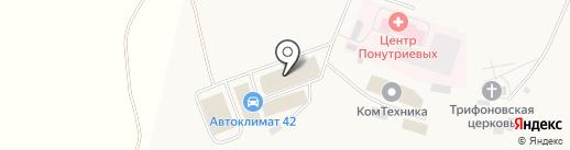 АкваЛюкс на карте Металлплощадки