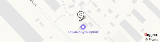 Электра на карте Дудинки