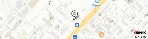Зооцентр на карте Ленинска-Кузнецкого
