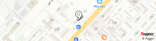 Радиотехника на карте Ленинска-Кузнецкого