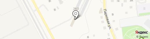 Авто-Стимул на карте Металлплощадки