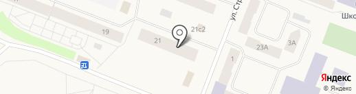 Продовольственный магазин на карте Дудинки