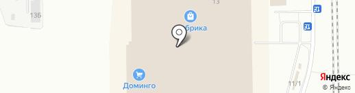 Шапо на карте Ленинска-Кузнецкого