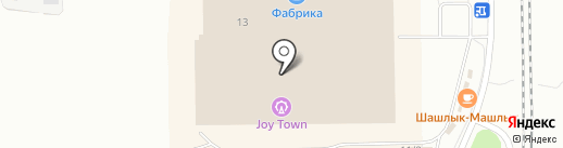 Bliss на карте Ленинска-Кузнецкого
