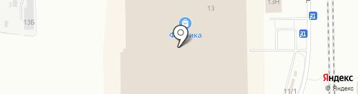 Бутик женской одежды и головных уборов на карте Ленинска-Кузнецкого