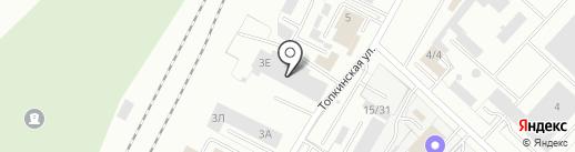 Росгосстрах на карте Ленинска-Кузнецкого