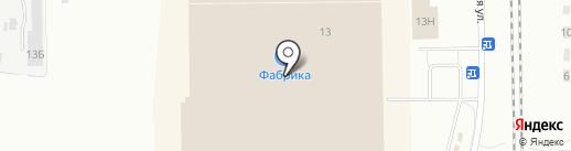 Игрушкино на карте Ленинска-Кузнецкого