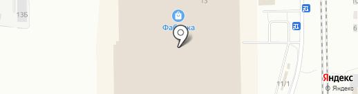 Домосед на карте Ленинска-Кузнецкого