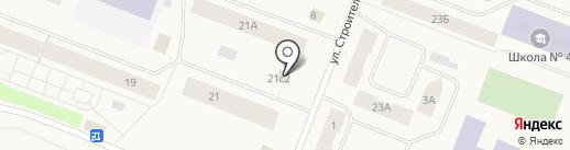 Экспресс на карте Дудинки