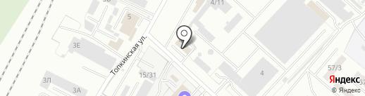 Vianor на карте Ленинска-Кузнецкого