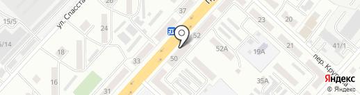Центр компьютерной поддержки на карте Ленинска-Кузнецкого