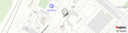 Суши Тайм на карте Ленинска-Кузнецкого