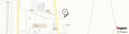 Стройлидер на карте Кемерово
