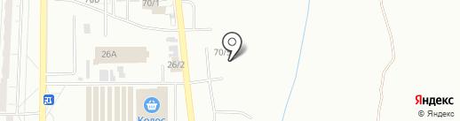 Вся электрика на карте Кемерово