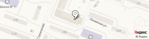 Уют на карте Дудинки