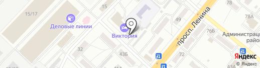 Wildberries на карте Ленинска-Кузнецкого