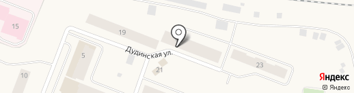 Шарур на карте Дудинки