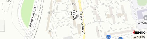 Арт-Презент+ на карте Ленинска-Кузнецкого