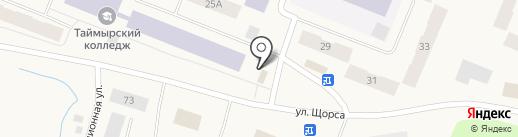 Absolut на карте Дудинки