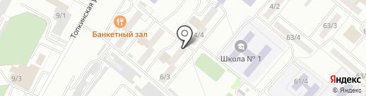 #Studio17 на карте Ленинска-Кузнецкого