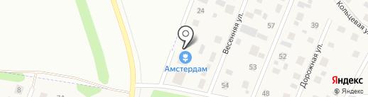 Сибирская ландшафтная компания на карте Металлплощадки