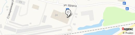 Пятерочка на карте Дудинки