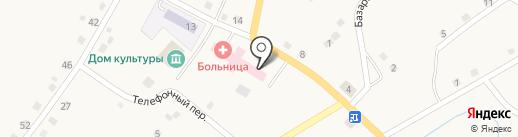 Дом детского творчества на карте Старобачатов