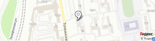 ААС Трансавто на карте Ленинска-Кузнецкого