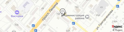 Реаниматор на карте Ленинска-Кузнецкого