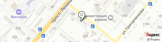 BELLE на карте Ленинска-Кузнецкого