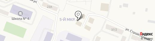 Маркет на карте Дудинки