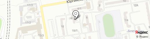 Сбербанк, ПАО на карте Ленинска-Кузнецкого