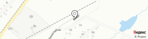 Континент права на карте Ленинска-Кузнецкого