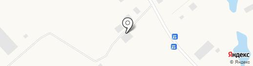 Шиномонтаж на карте Дудинки