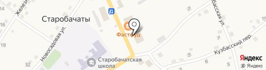Ветеран на карте Старобачатов