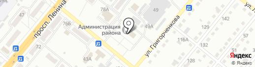 ЗАГС Ленинск-Кузнецкого района на карте Ленинска-Кузнецкого
