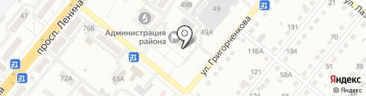 Мои документы на карте Ленинска-Кузнецкого