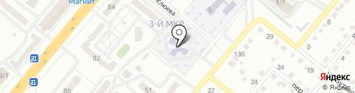 Детский сад №2, Сказка на карте Ленинска-Кузнецкого