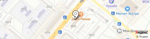 Qiwi на карте Ленинска-Кузнецкого