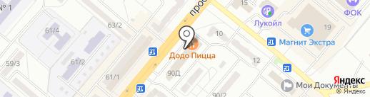 ДНС на карте Ленинска-Кузнецкого