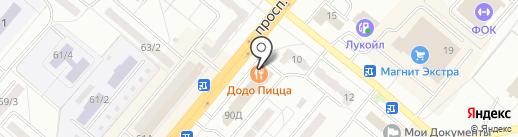 Tele2 на карте Ленинска-Кузнецкого