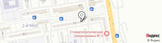 Фототочка на карте Ленинска-Кузнецкого