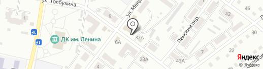 Лунтик на карте Ленинска-Кузнецкого