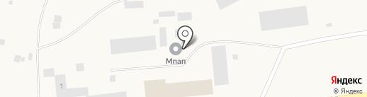 Пассажиравтотранспорт, МУП на карте Дудинки