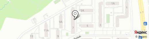 Выездная служба помощи на дороге на карте Кемерово